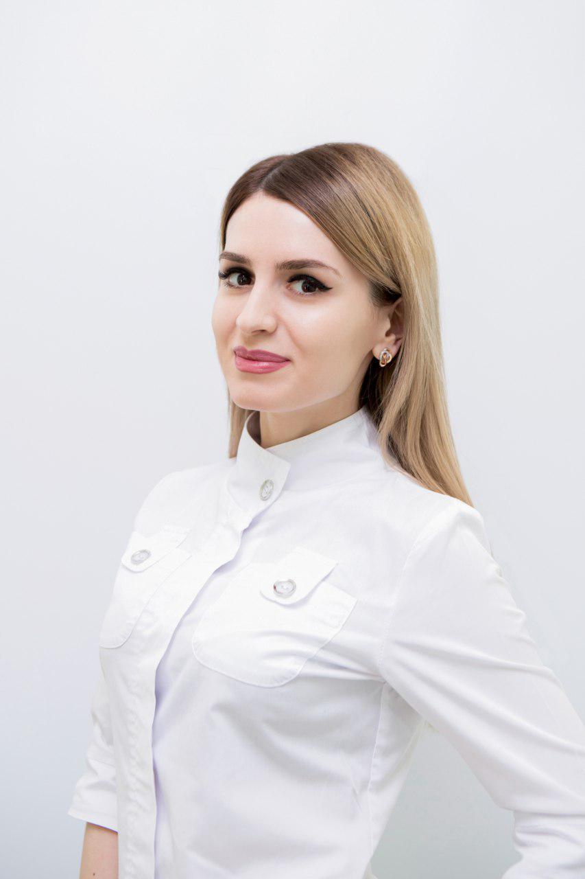 Абдуллаева Карина Абдулаевна