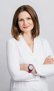 Абрамова Ирина Анатольевна