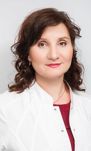 Арсеньева Яна Олеговна