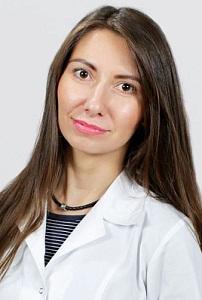 Артюшкина Юлия Николаевна