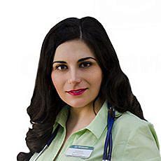 Асатиани Нана Зауриевна