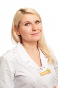 Басова Елизавета Сергеевна