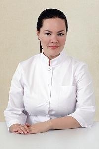 Бегунова Анна Владимировна