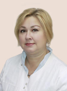 Белова Елена Алексеевна
