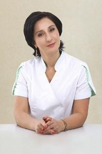 Джашиашвили Мэгги Джемаловна