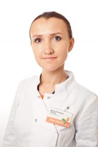 Ионова Жанна Игоревна