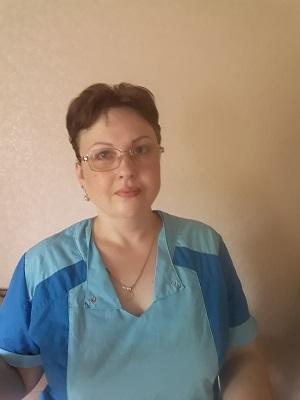 Елисеева Тамара Владимировна