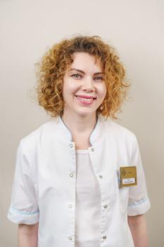 Кузина Ксения Сергеевна