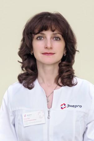 Пачулия Этери Борисовна
