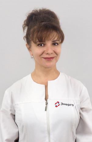 Перевезенцева Юлия Борисовна