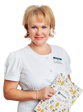 Шуркус Инна Владимировна