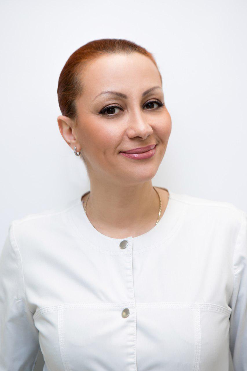 Вирабян Виолетта Вардановна