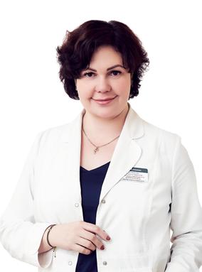 Вострикова Екатерина Борисовна